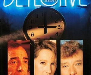 Affiche du film Détective de Jean-Luc Godard