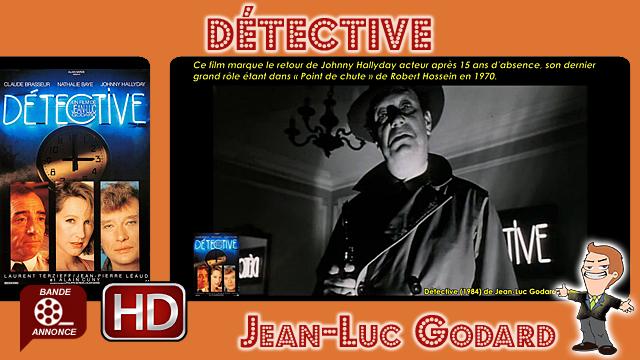 Détective de Jean-Luc Godard (1984)