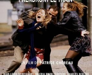Affiche du film Ceux qui m'aiment prendront le train de Patrice Chéreau