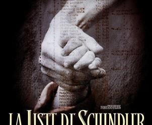 Affiche du film La Liste de Schindler de Steven Spielberg