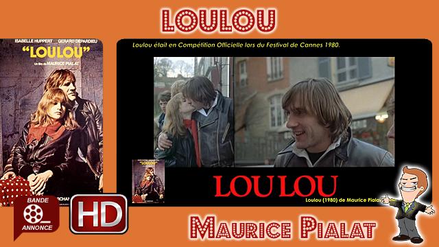 Loulou de Maurice Pialat (1980)