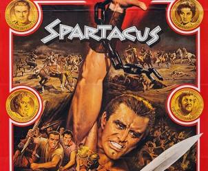 Affiche du film Spartacus de Stanley Kubrick