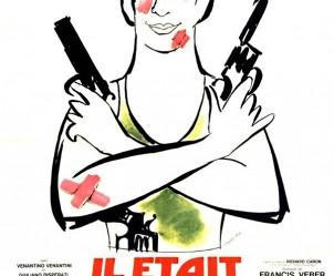 Affiche du film Il était une fois un flic de Georges Lautner