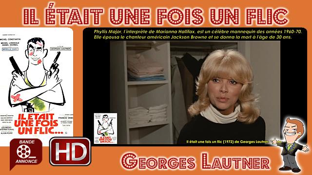 Il était une fois un flic de Georges Lautner (1972)