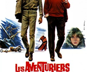 Affiche du film Les Aventuriers de Robert Enrico