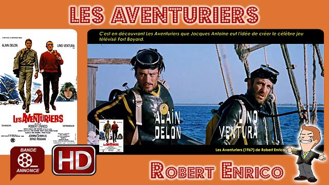 Les Aventuriers de Robert Enrico (1967)