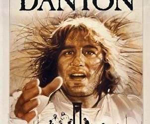 Affiche du film Danton de Andrzej Wajda