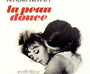 Affiche du film La Peau douce de François Truffaut