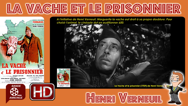 La Vache et le prisonnier de Henri Verneuil (1959)