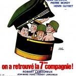 On a retrouvé la 7ème compagnie de Robert Lamoureux (1975)