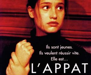 Affiche du film L'appât de Bertrand Tavernier