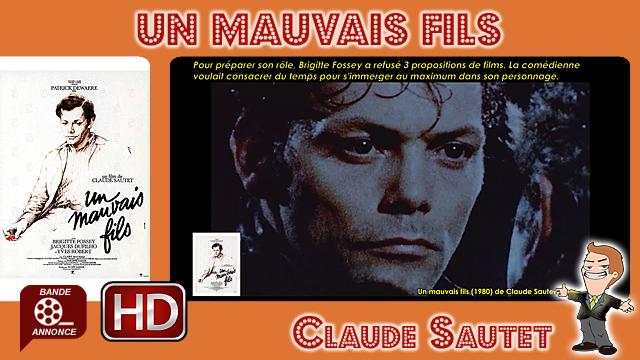 Un mauvais fils de Claude Sautet (1980)