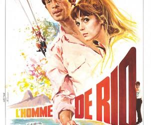 Affiche du film L'Homme de Rio de Philippe de Broca
