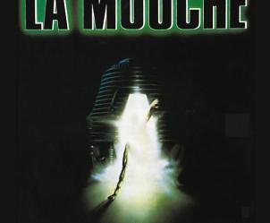 Affiche du film La Mouche de David Cronenberg