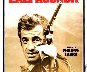 Affiche du film L'alpagueur de Philippe Labro