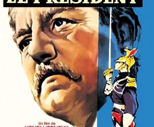 Affiche du film Le Président de Henri Verneuil