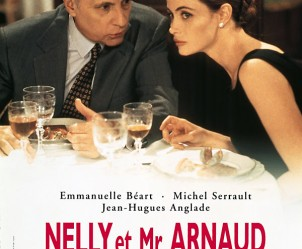 Affiche du film Nelly et Monsieur Arnaud de Claude Sautet