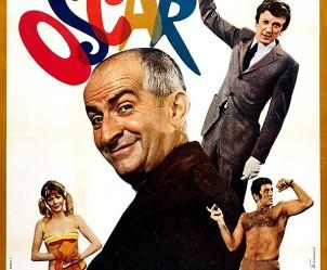 Affiche du film Oscar de Edouard Molinaro