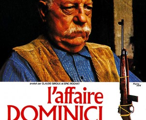 Affiche du film L'Affaire Dominici de Claude Bernard-Aubert