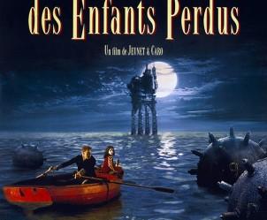 Affiche du film La Cité des enfants perdus de Jean-Pierre Jeunet et Marc Caro