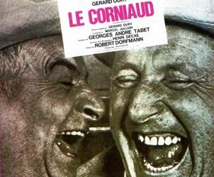 Affiche du film Le Corniaud de Gérard Oury