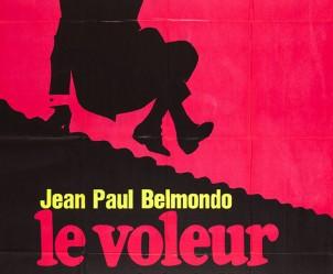 Affiche du film Le Voleur de Louis Malle