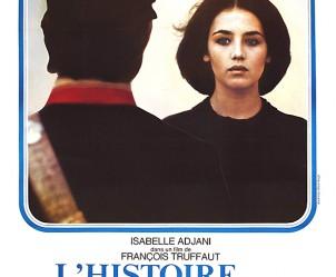Affiche du film L'Histoire d'Adèle H de François Truffaut