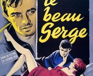 Affiche du film Le Beau Serge de Claude Chabrol