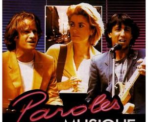 Affiche du film Paroles et Musique de Élie Chouraqui