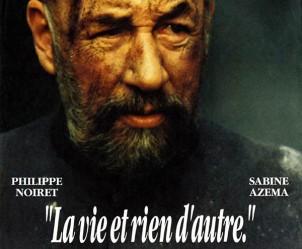 Affiche du film La Vie et rien d'autre de Bertrand Tavernier