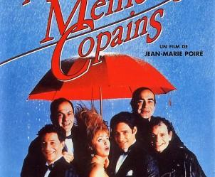 Affich du film Mes meilleurs copains de Jean-Marie Poiré