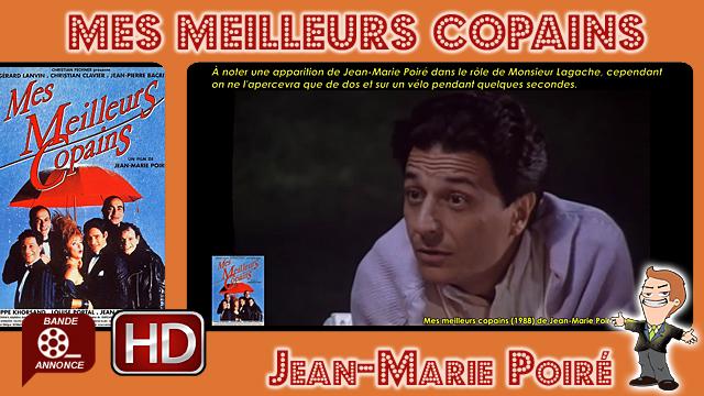 Mes meilleurs copains de Jean-Marie Poiré (1988)