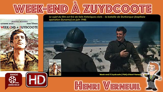 Week-end À Zuydcoote de Henri Verneuil (1964)
