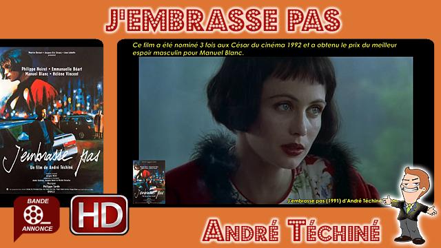 J'embrasse pas de André Téchiné (1991)