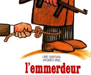 Affiche du film L'Emmerdeur de Edouard Molinaro